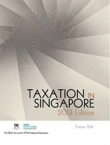 9781259011238: Taxation in Singapore 2013 Edition