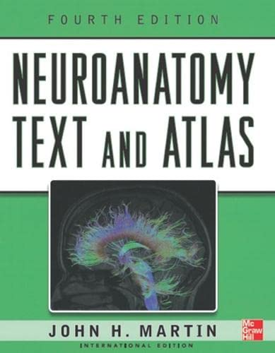 9781259011443: Neuroanatomy Text and Atlas, Fourth Edition (Asia Professional Medical Basic Science)