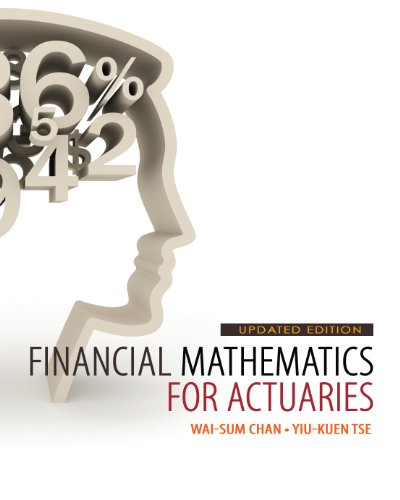 9781259011481: Financial Mathematics for Actuaries: Updated Edition