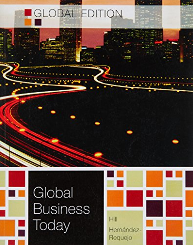9781259011559: Global Business Today