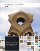 9781259011795: Contemporary Management, Global Edition