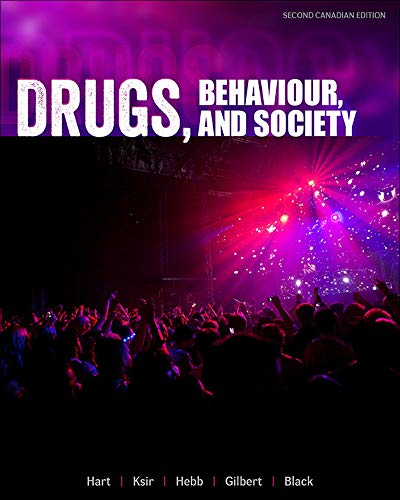 9781259024634: Drugs, Behaviour, and Society
