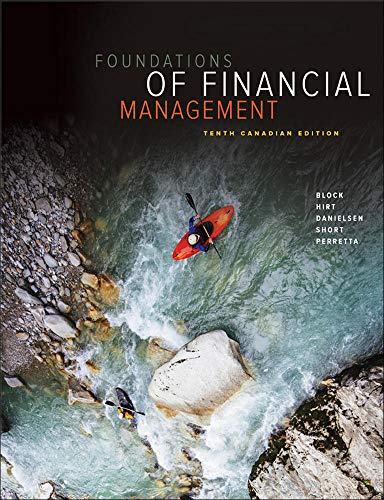 9781259024979: Foundations of Financial Management