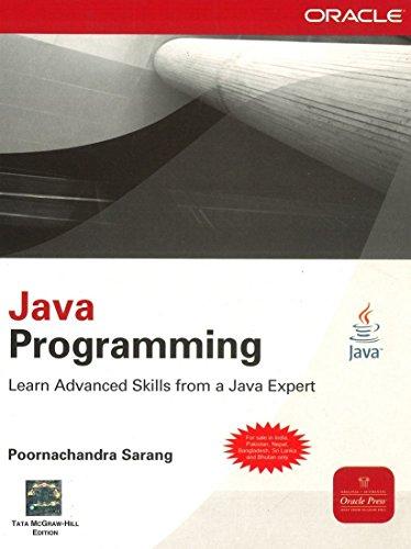 9781259025556: Java Programming