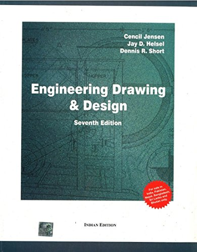 9781259025570: Engineering Drawing And Design 7Th Edition
