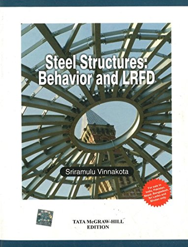 9781259025617: Behavior and LRFD of Steel Structures