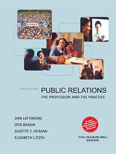 9781259025693: Public Relations