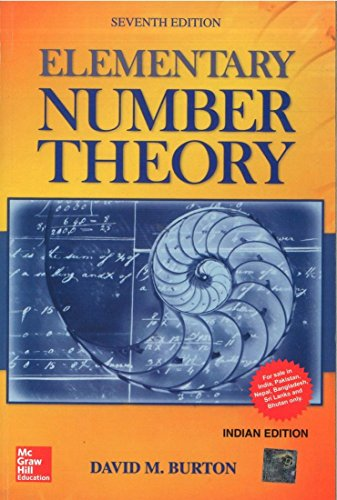 9781259025761: Elementary Number Theory (Paperback)