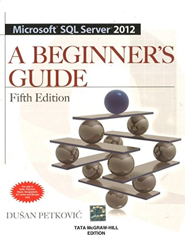 9781259025860: Microsoft SQL Server 2012 A Beginners Guide 5/E