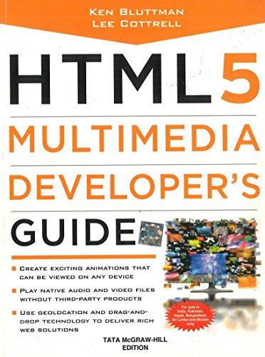 9781259025884: HTML5 Multimedia Developer's Guide