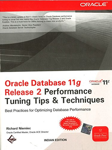 9781259025907: Oracle Database 11g Release 2 Performance Tuning Tips & Techniques