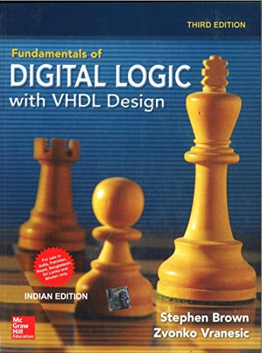 9781259025976: Fundamentals of Digital Logic with VHDL Design
