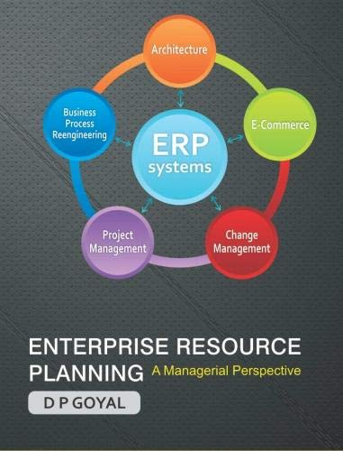 9781259026003: Enterprise Resoruce Planning: A Managerial Perspective