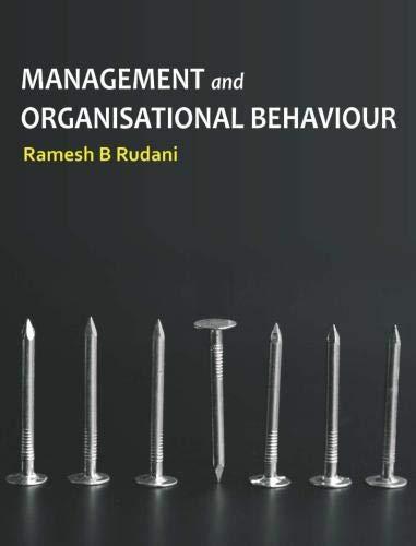 9781259026027: Management and Organisational Behaviour