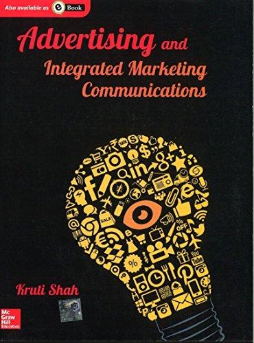 Advertising and Integrated Marketing Communications: Kruti Shah