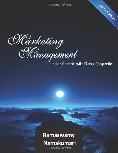 Marketing Management: A Strategic Decision (Making Approach): Namakumari,Ramaswamy