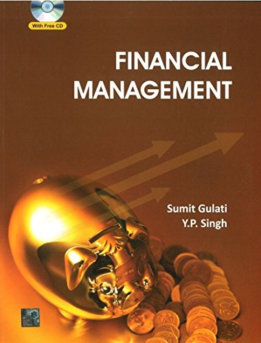 Financial Management: Sumit Gulati,Y.P. Singh