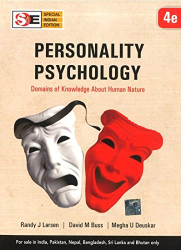9781259026744: Personality Psychology: Domains of Knowledge about Human Nature