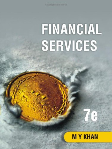 Financial Services (Seventh Edition): M.Y. Khan