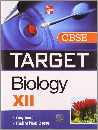 9781259027086: Target CBSE Biology (Class - XII)