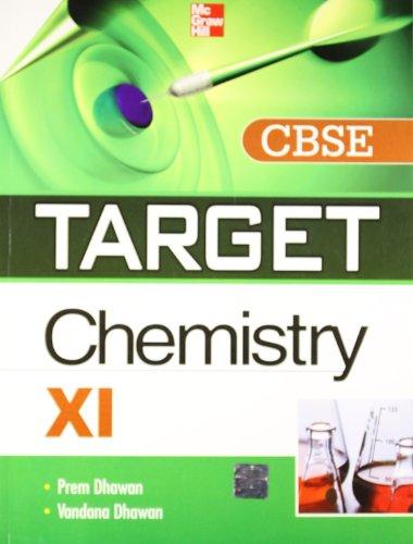 9781259027116: Target CBSE Chemistry (Class - XI)
