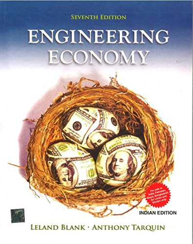 9781259027406: Engineering Economy [Softcover]