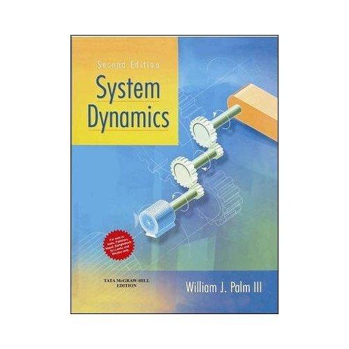 9781259027505: System Dynamics,2ed