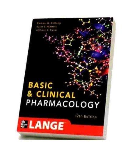 9781259027598: Basic & Clinical Pharmacology