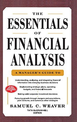 9781259027710: The Essentials of Financial Analysis