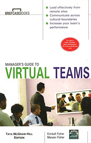 9781259028731: Manager's Guide to Virtual Teams
