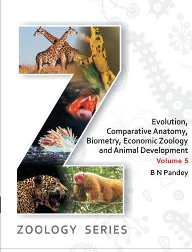 9781259028809 Evolution Comparative Anatomy Biometry Economic