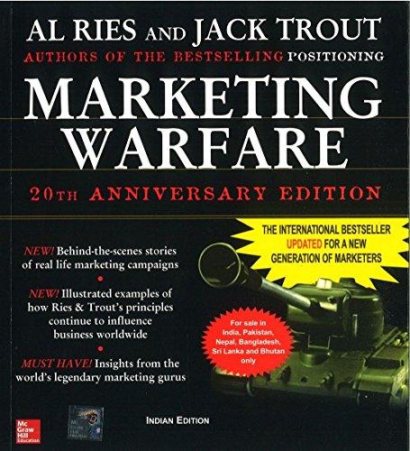 Marketing Warfare (Twentieth Anniversary Edition): Al Ries,Jack Trout