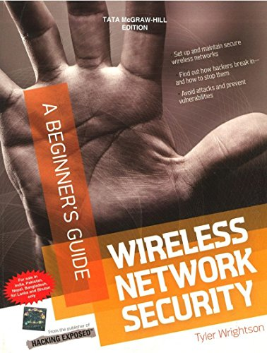 9781259029011: A Beginner's Guide Wireless Network Security