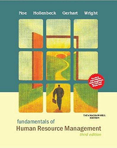 9781259029097: Fundamentals Of Human Resource Management 3rd Ed
