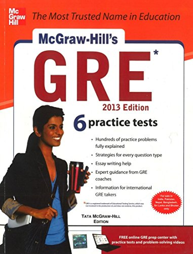 9781259029240: McGraw-Hill's ACT, 2013 Edition