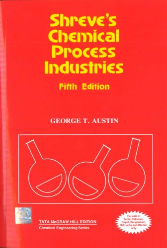 9781259029455: Shreve's Chemical Process Industries