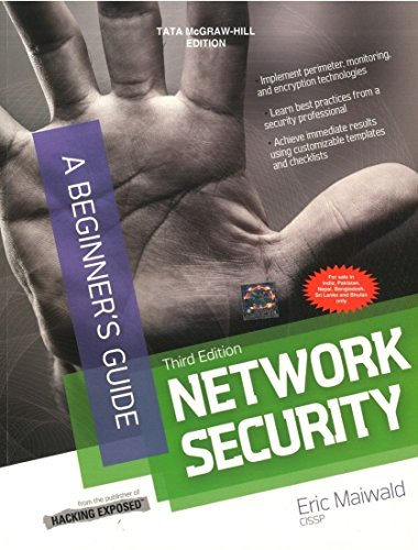 9781259029493: [(Network Security: A Beginner's Guide)] [by: Eric Maiwald]