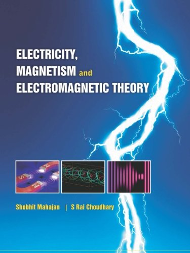 9781259029752: Electricity, Magnetism and Electromagnetic Theory