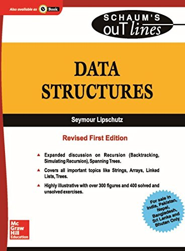 Data Structures : Theory And Problems (Sos),: Lipschutz