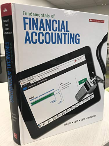 9781259030543: Fundamentals of Financial Accounting
