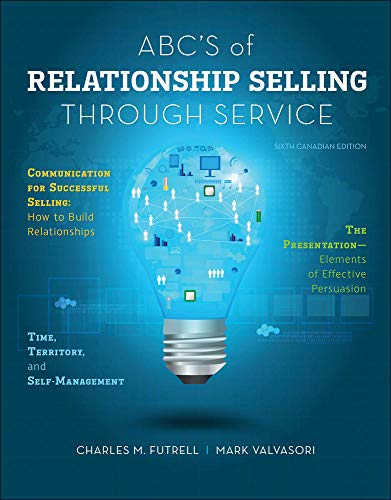 9781259030789: ABCs of Relationship Selling Through Service