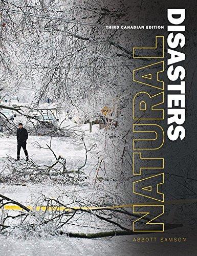 9781259030796: Natural Disasters