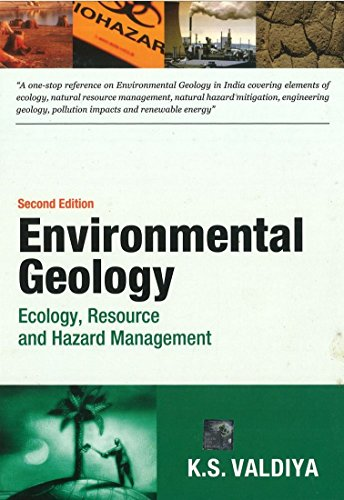 9781259058479: Environmental Geology : Ecology, Resource And Hazard Management 2Nd Edition