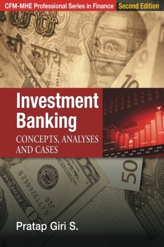 9781259058868: Investment Banking: Concepts, Analyses and Cases