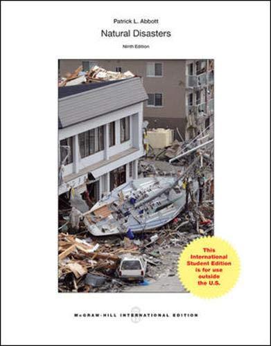 9781259060304: Natural Disasters