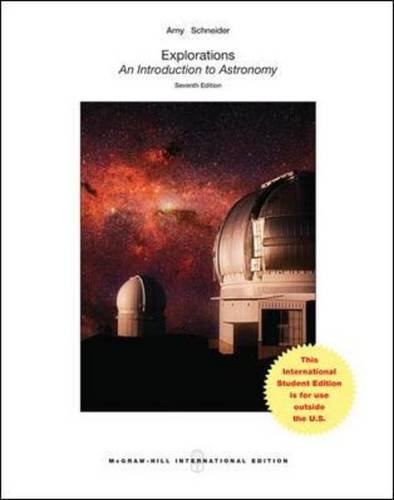 9781259060328: Explorations: Introduction to Astronomy