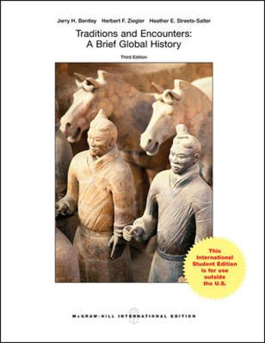 9781259060359: Traditions & Encounters: A Brief Global History