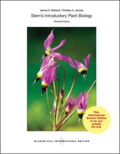 9781259060366: Stern's Introductory Plant Biology (Int'l Ed)