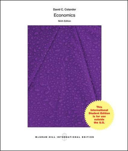 9781259060434: Economics