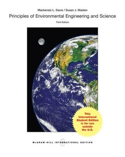 Principles of Environmental Engineering and Science: Masten, Susan J.